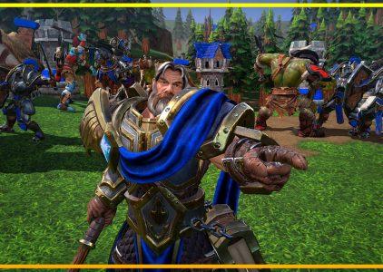 Correcciones en vivo de Warcraft 3