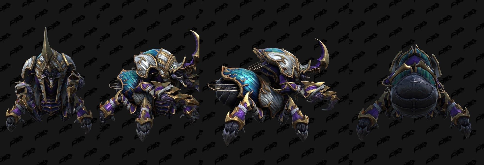 Warcraft 3 Reforged Así Son Sylvanas O Arthas Y Muchos Más