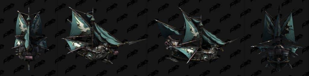 Barcos WarCraft
