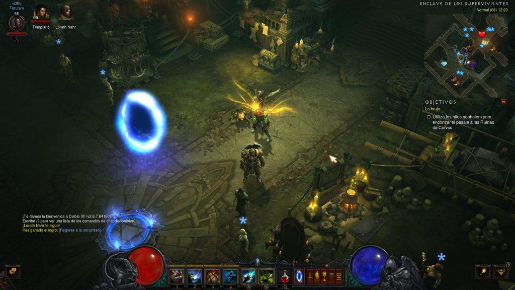 Diablo III parche 2.6.7a