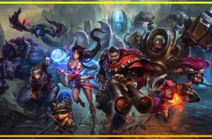 Detalles del parche 10.4 de League of Legends