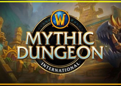 Planes para Arena World Championship y Mythic Dungeon International para 2020