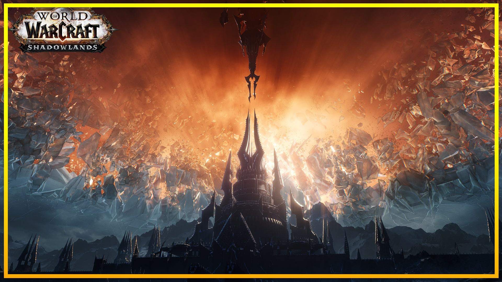 Fondo De Pantalla De World Of Warcraft Shadowlands En 4k