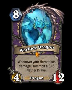 legendaria dragon brujo