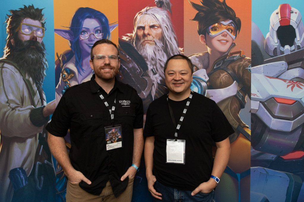 Caleb Arseneaux y Wyatt Cheng