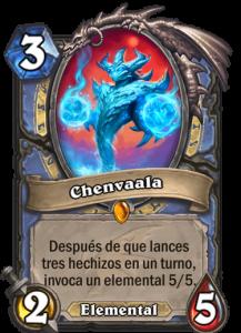nueva carta chenvaala