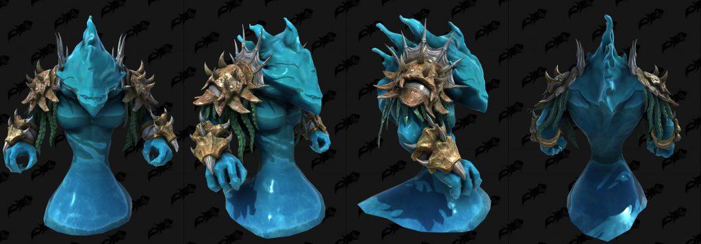 nuevo modelo criaturas marinas