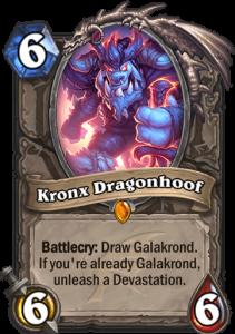 diez nuevas cartas kronx