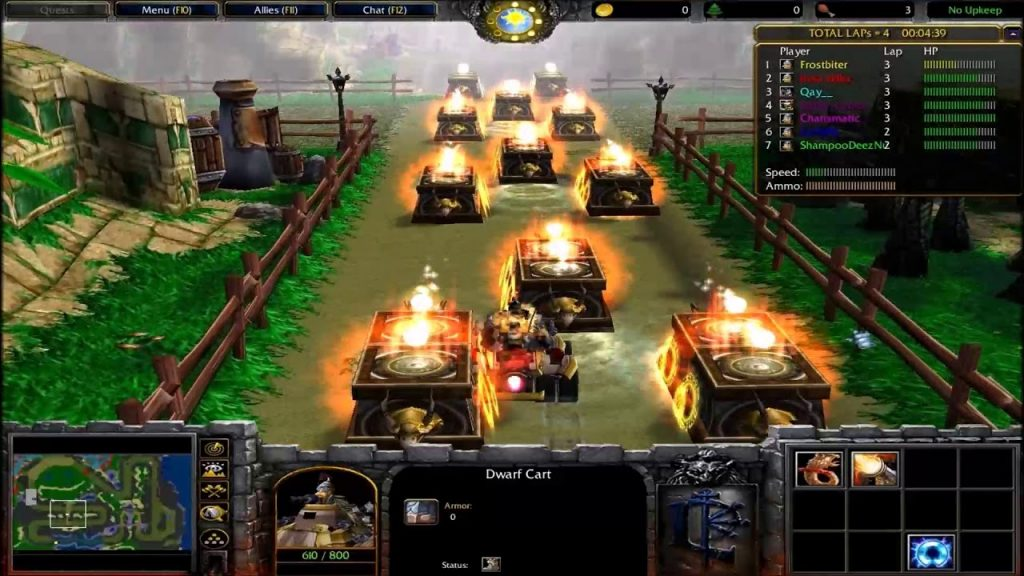 Warcraft Grand Prix Azeroth