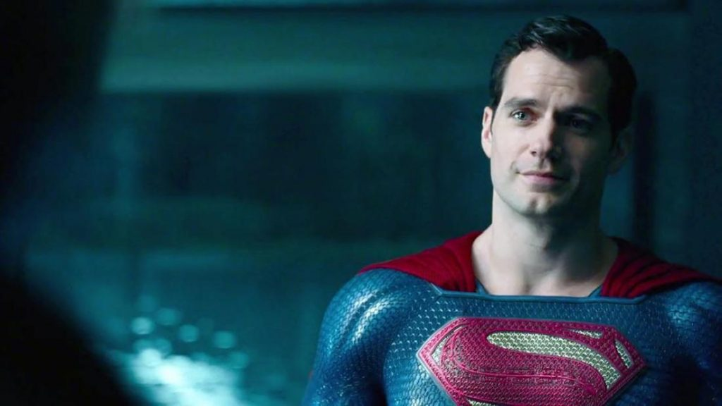 henry cavill superman wow