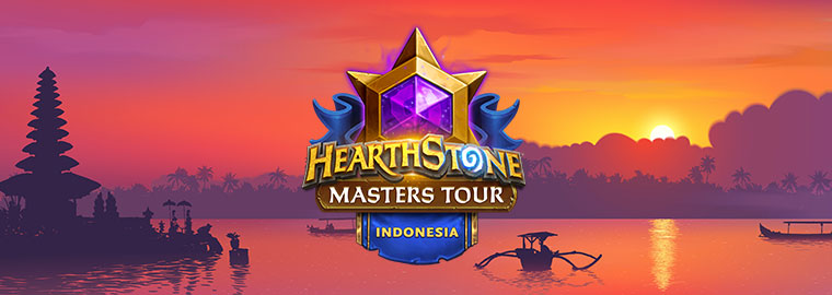 Master Tour Hearthstone Indonesia