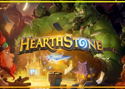 Mapa de todas las expansiones de Hearthstone