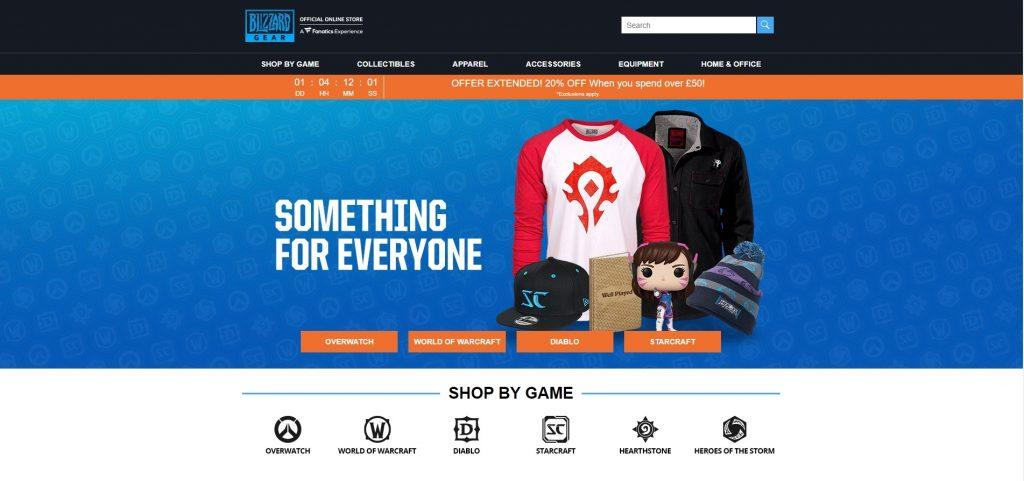 Descuentos Gear Store