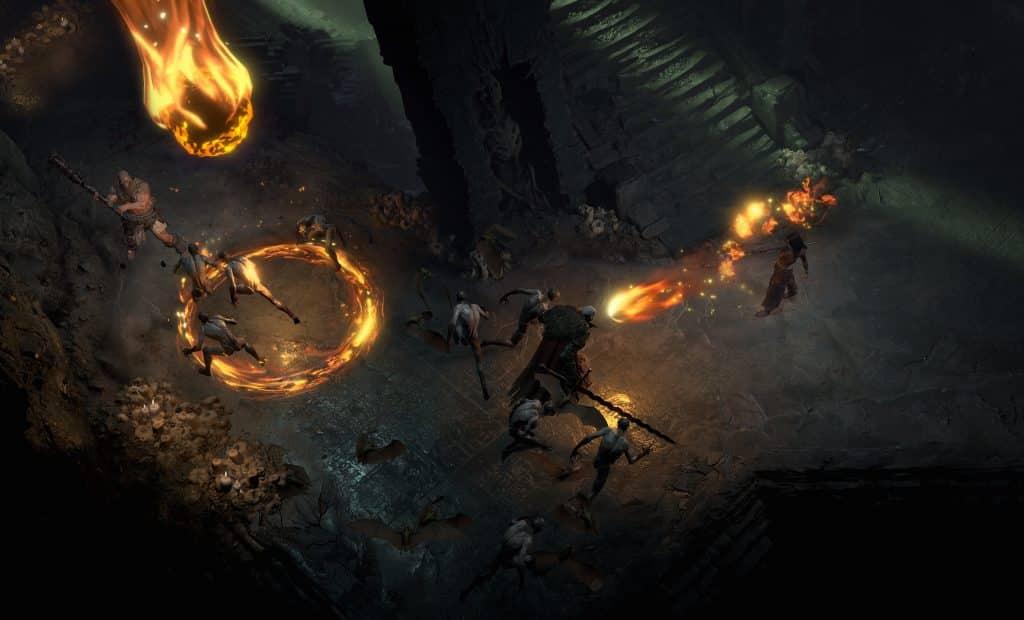 Blizzard información Diablo IV