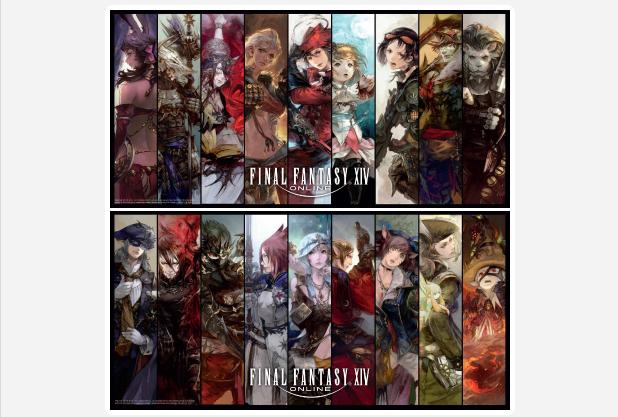 Final Fantasy XIV PAX 2020