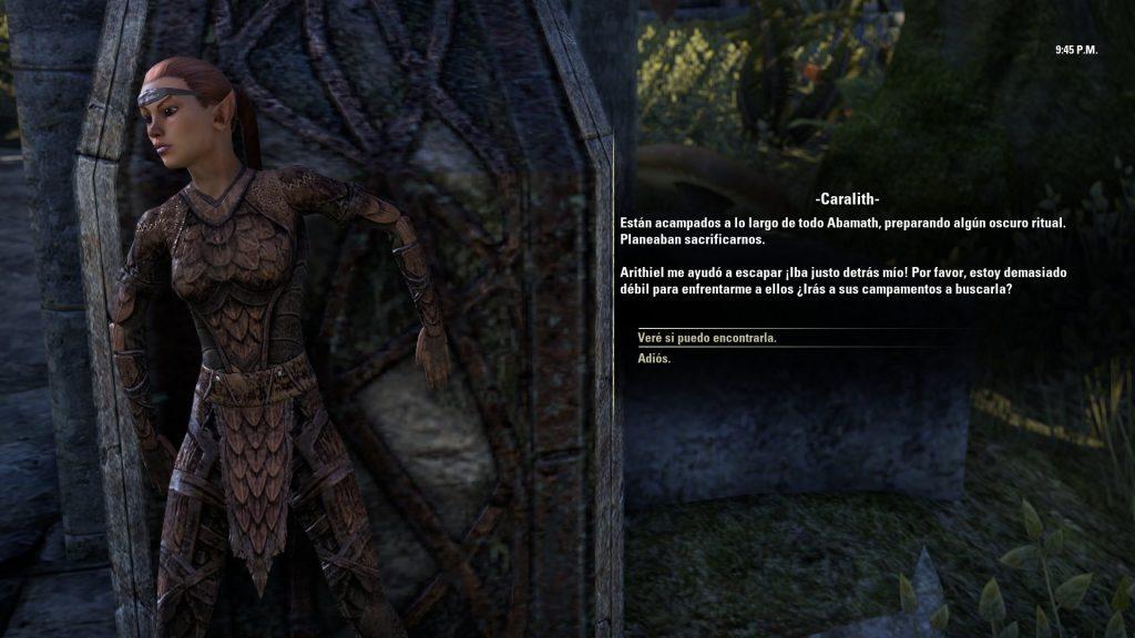 Guía Elder Scrolls Online español