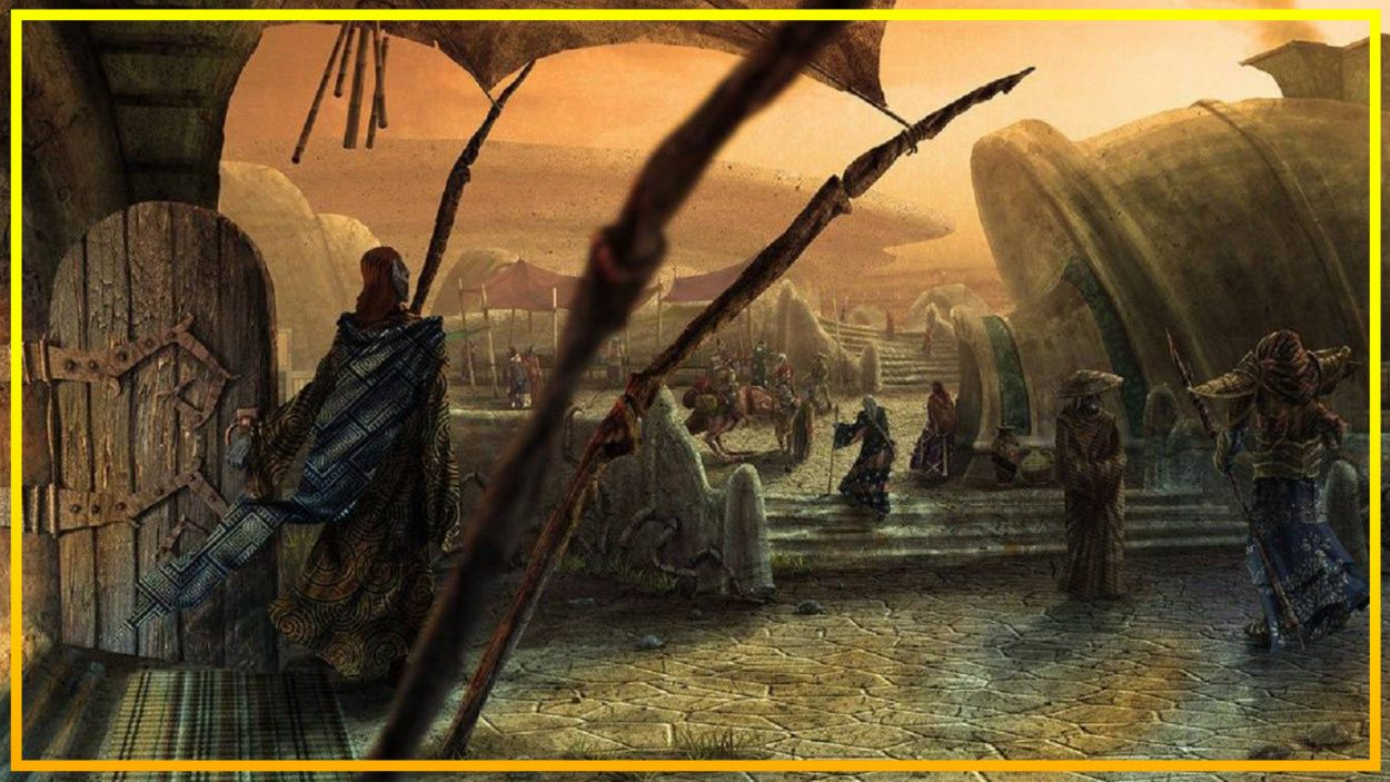 Lore Elder Scrolls