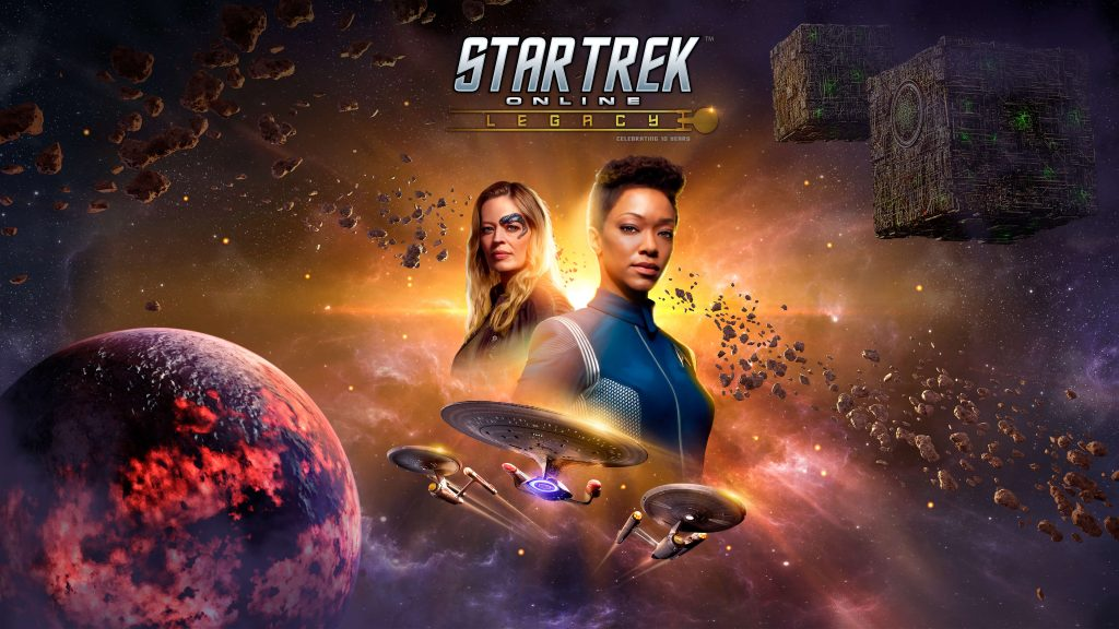 Star Trek Online décimo aniversario