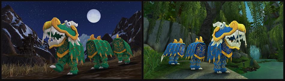 disponible Festival Lunar World Warcraft