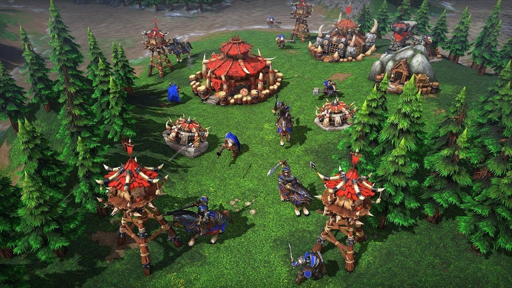 WarCraft III: Reforged requisitos mínimos