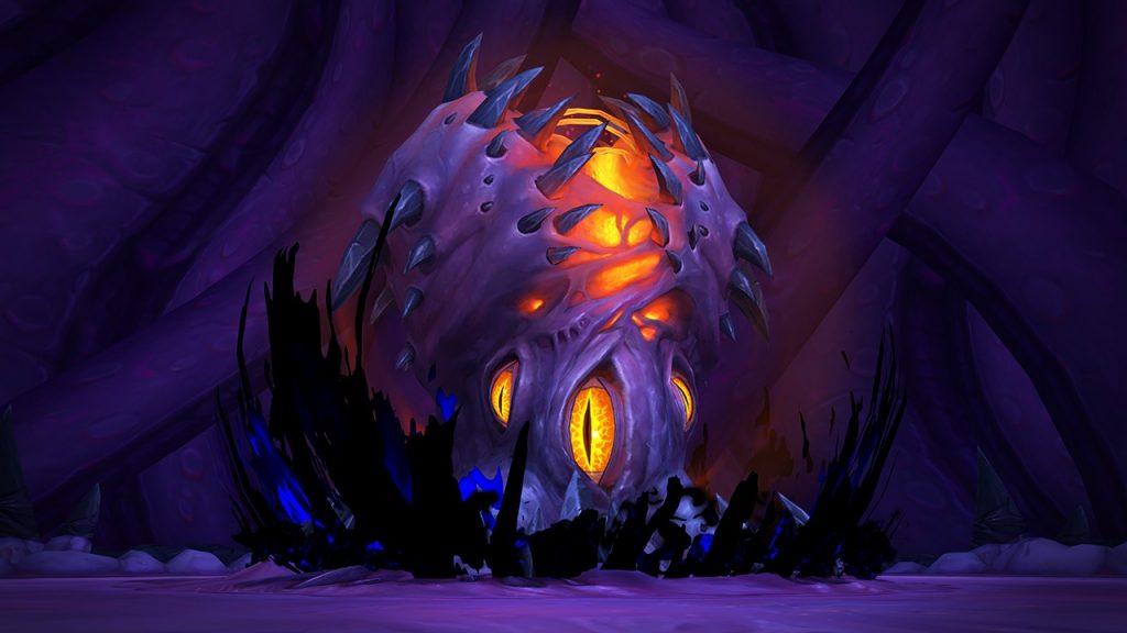 Blizzard hace desaparecer a N'Zoth