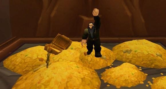 Cómo ganar oro WoW