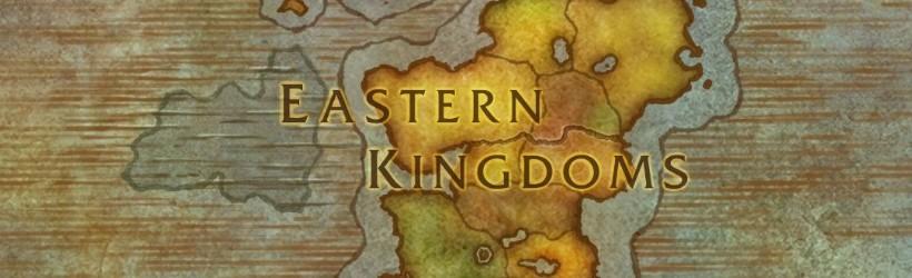 Información nueva sobre World of Warcraft: Exploring Azeroth: The Eastern Kingdoms
