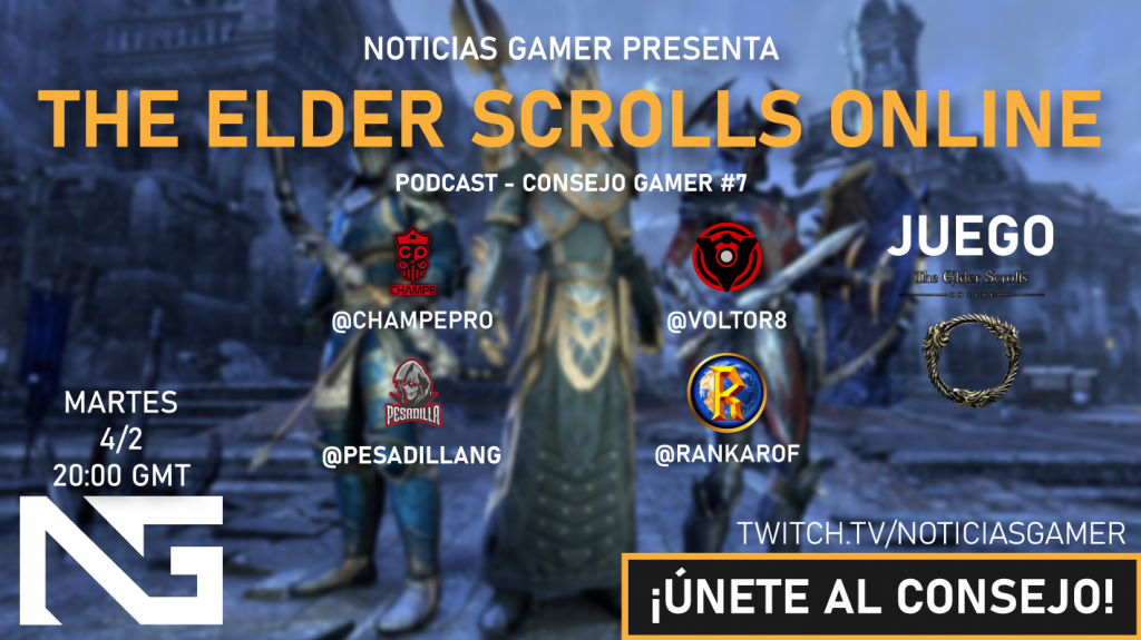 Consejo Gamer Elder Scolls Online
