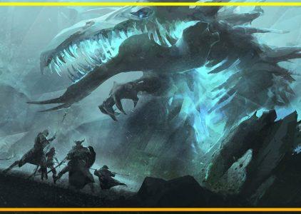 Creando a Drakkar en Guild Wars 2