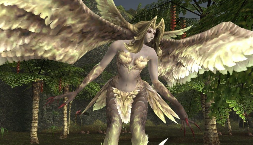 Final Fantasy XI contenido