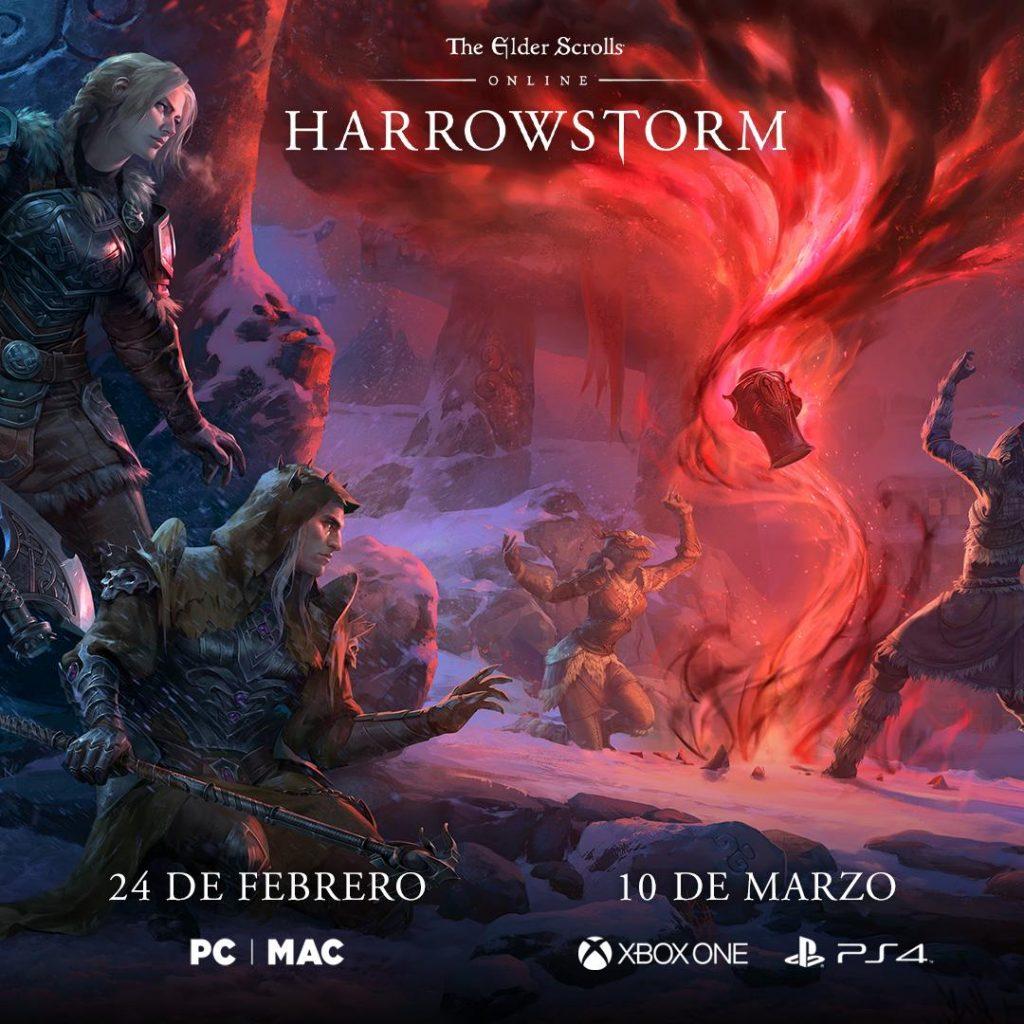 Harrowstorm TESO 24 febrero