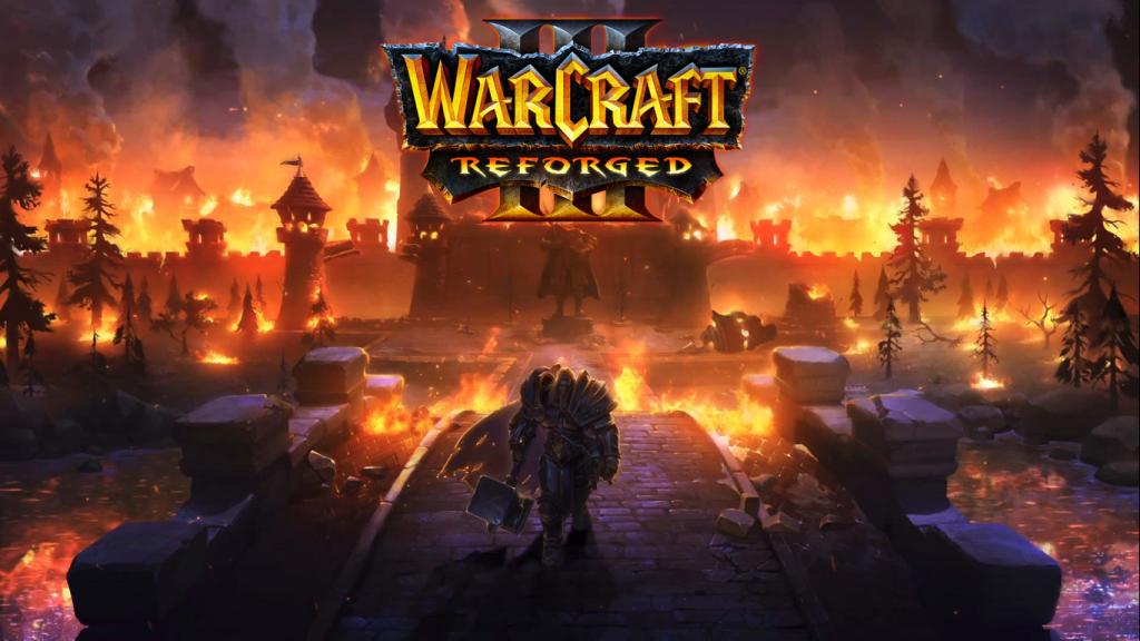 Warcraft III Reforged Versión 1.32.2