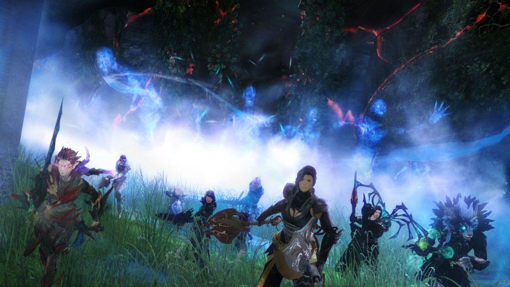 guild wars 2 futuro pvp