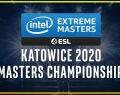 Starcraft II: Intel Extreme Masters Katowice 2020