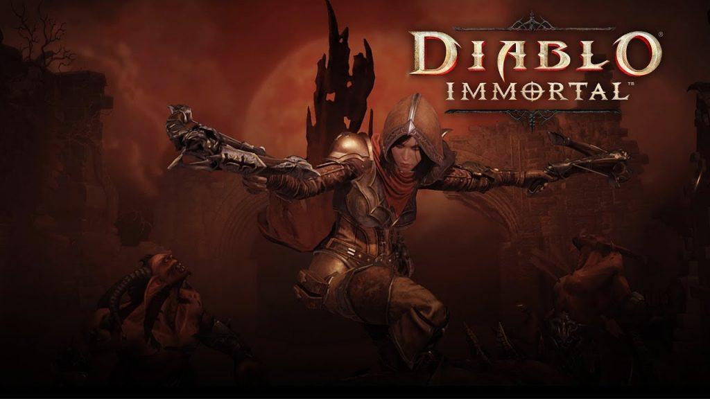 diablo immortal beta