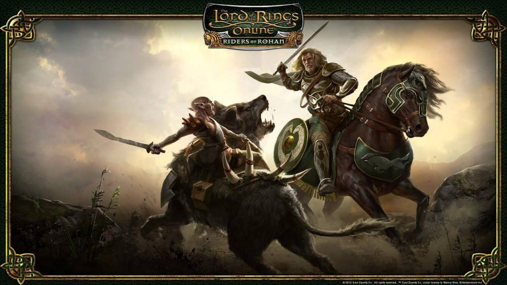 parche 25.3 Lord Rings Online