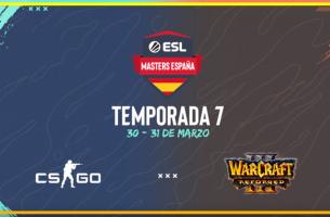 ¡ESL trae su nueva temporada con CS:GO y WC3!