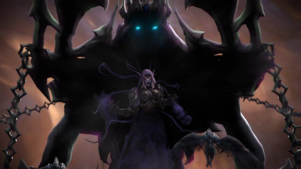 Blizzard cambios AdE Shadowlands