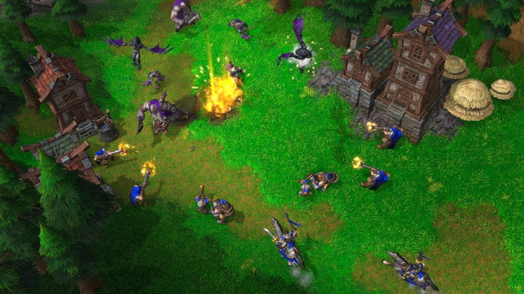 Cambios MMR Warcraft Reforged