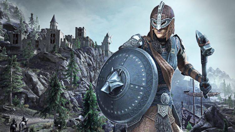 Explorar Skyrim conocido Greymoor