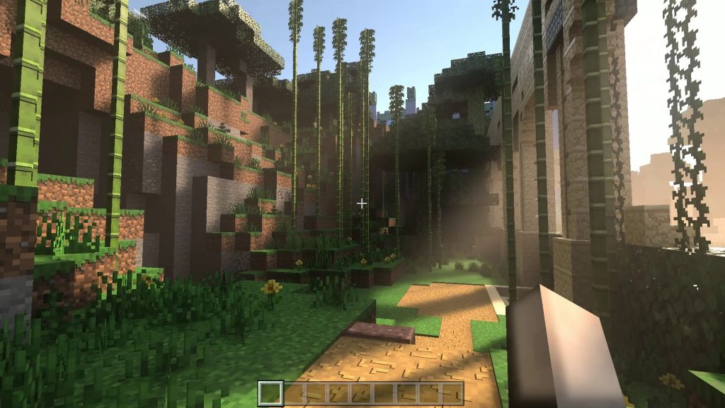 Minecraft Beta RTX disponible