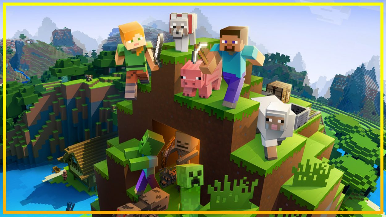 Minecraft Beta RTX disponible