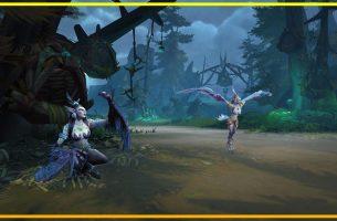 Nuevo leveo en Shadowlands