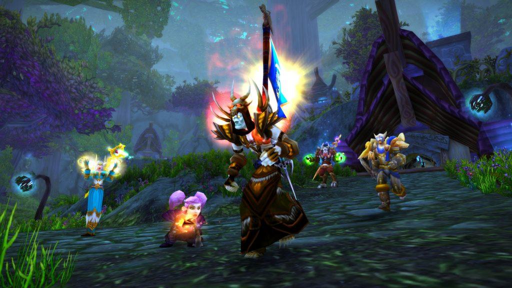 Evolución de World of Warcraft