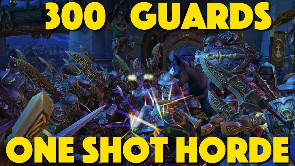 300 kultiranos one-shot horda