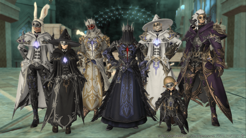 cambios de clase Final Fantasy XIV
