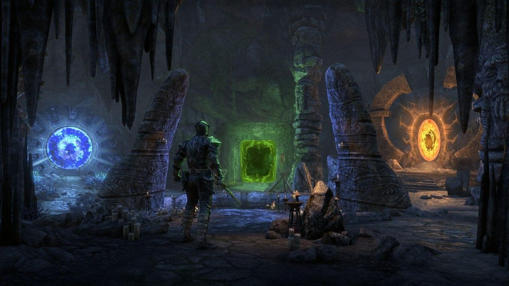 El DLC de Markarth ya disponible en TESO