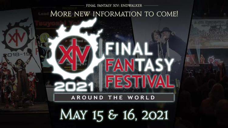 Portada Final Fantasy Festival 2021