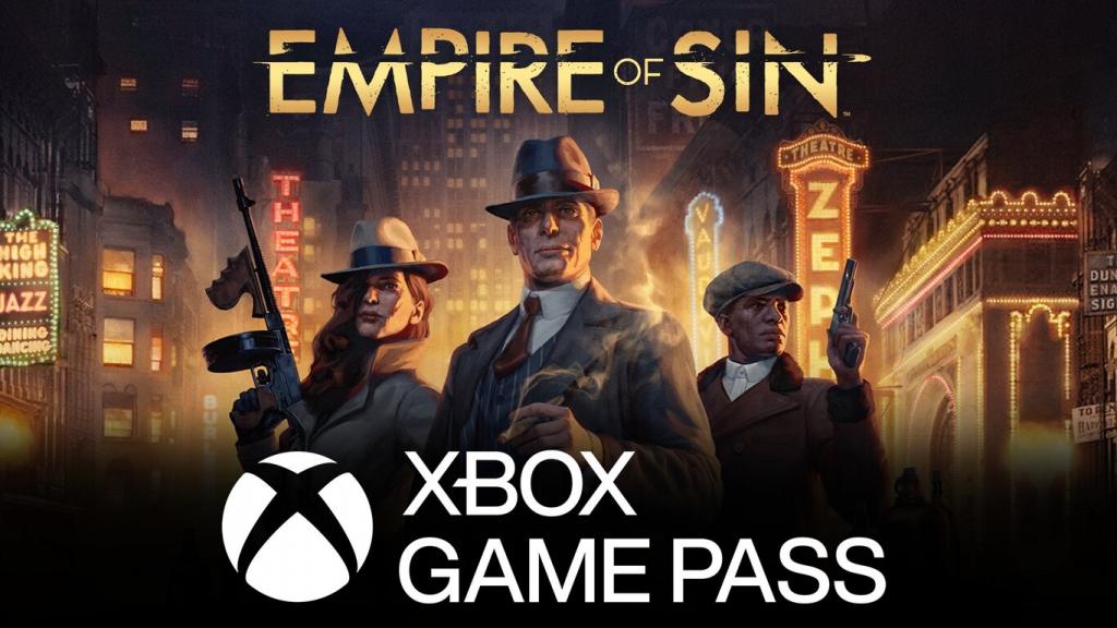 Empire of Sin será el nuevo juego de Xbox Game Pass
