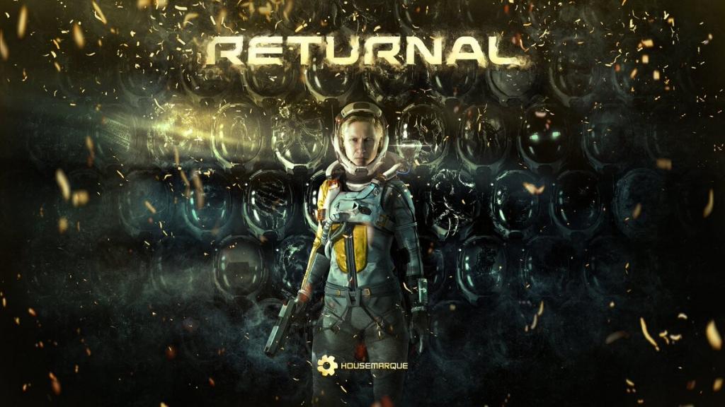 Portada de Returnal